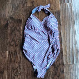 Maternity bathing suit